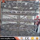 Het Vernietigen van het Schot van de haak Machine voor de Grote Delen van het Metaal, Model: Mhb2-1216p11-2