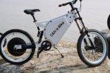 Bicicleta al por mayor de Lectric del bombardero de la cautela de la alta calidad de 72V 8000W