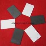 Piatto di ceramica di Zirconia nero di colore