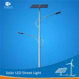 歓喜の二重アーム自動光量制御太陽LEDの街灯