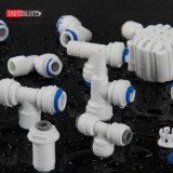 """Pudekang 1/2"""" de uso rápido de los conectores de montaje de agua RO"""