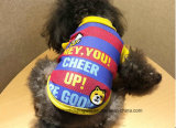 [سونمّر] هاي! إبتهاج! كلب [ت-شيرت] 100% قطر [ت-شيرت] صغيرة كلب قميص ليّنة زيّ محبوب لعبة البولو
