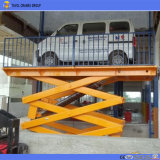 Het hydraulische Platform van de Lift van de Auto van het Parkeren van de Schaar van de Lage Prijs
