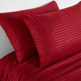 La más alta calidad de microfibra pulido 1800 ropa de cama hoja superior para la boda (DPF1807)