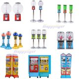 Kapsel-Spielzeug-Maschinen-Münzen-Spiel-Gummikugel-Spielzeug-Verkaufäutomat