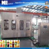 Máquina de rellenar automática del zumo de fruta del surtidor chino