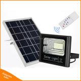 Indicatore luminoso di inondazione solare della lampada solare del LED con telecomando