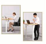 オフィスの電気持ち上がる永続的な机か高さの調節可能な机(BGLD-04)
