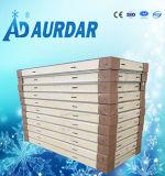 Gefriermaschine PU-Fertigung Isolierzwischenlage-Kühlraum-Panels