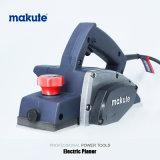 Máquina de estaca de madeira da plaina da plaina elétrica de Makute 82mmx2