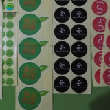 De aangepaste Afdrukkende VinylStickers/de Etiketten van Schoonheidsmiddelen