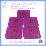 Handy-Verschluss setzen Karten-Signal S-SIM 12 IOS-11 für iPhone 7 8 Plus frei