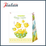 Мешок нового подарка несущей покупкы праздника пасха конструкции 2017 бумажный