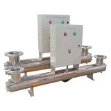 50m3/H高く効率的な殺菌の紫外線消毒システム