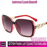 Neue Dame Elegance Toad Sunglasses der Form-4210