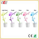 테이블 램프와 독서 가벼운 LED 테이블 램프가 LED 책상용 램프 LED Penholder에 의하여 농담을 한다
