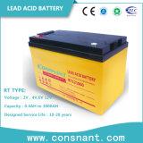 Il valore acido al piombo ha regolato la batteria ricaricabile