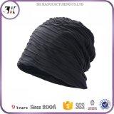 Chapéus alinhados do inverno do inverno cetim feito sob encomenda