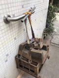 Balustrade droite de barre d'encavateur de salle de bains pour les handicapés (GB-401*32X610)