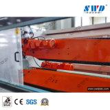 Tubo de plástico de PVC linha de extrusão