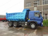 10 Wheeler Sinotruk HOWO A7 6X4 Mining Dump/camion à benne basculante