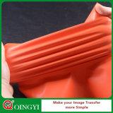 Film d'unité centrale de câble de bonne qualité de transfert thermique de Qingyi pour le tissu
