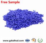 Blauwe Kleur Masterbatch voor Plastic Keeway Hecker 50 Plastiek