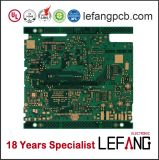 Panneau de carte de qualité pour la boîte de vitesses industrielle de signal