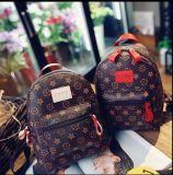 Печать Exquiste студент Bag сумки рюкзак