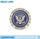 Медаль почетности пожалования армии монетки военно-морского флота корабля монетки металла изготовленный на заказ воинское