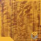 Papel de melamina de alta qualidade Water-Proof Flakeboard Meterials madeira para mobiliário decorativo de Grãos