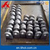 Pièces superbes de bâti de fonte grise de la qualité ISO9001 de vente chaude