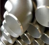 Gomito saldato degli accessori per tubi dell'acciaio inossidabile 316