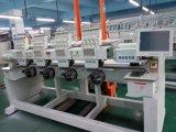 Automático 4 cuatro jefes de la máquina de bordado equipo