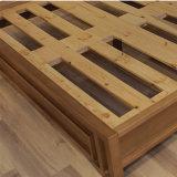 Base di legno solido della mobilia della camera da letto di modo (CH-602)
