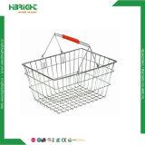 Wire Mesh panier ovale pour les magasins de détail