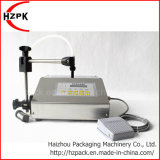 Цифровое управление жидкости заправки наливной горловины топливного бака машины Packging механизма Hzk-160