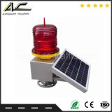 Под руководством Управления солнечной энергии на обочине дороги безопасности различных Цвет сигнальной лампы