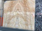 Golden Babilonia losa de mármol para la cocina, cuarto de baño/Piso/pared