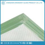 Mischungs-Farben-dekoratives freies flaches Drucken-ausgeglichenes Glas für Gebäude