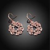 女性の方法花のイヤリングのための韓国様式の宝石類
