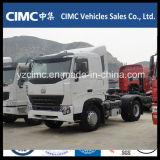 아랍 에미리트 연방을%s Sinotruk HOWO A7 6X4 420HP 트랙터 트럭