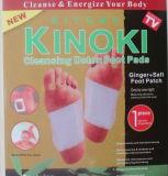 Kinoki herbales desintoxicación pads de pie
