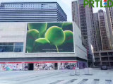 Экраны p 6 напольный рекламировать высокой яркости с облегченной панелью СИД 768 x 768 mm