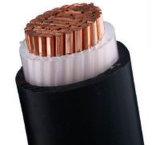 Aislamiento XLPE, recubierto de PVC Single Core de Cables para instalaciones fijas de cable de alimentación con doble aislamiento.