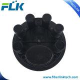 1 Dans/6 Dome l'épissure à fibres optiques de type de fermeture (FOSC)