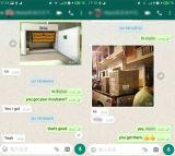 중국은 승인된 디지털 4224 계란 닭 부화장 기계 세륨을 수출했다