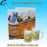 製陶術/マグ/Tシャツの熱伝達のためのA4インクジェット昇華ペーパー