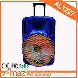Altoparlante attivo chiaro variopinto di vendita calda LED Bluetooth