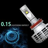 Opções de cores 3000K, 6500K, 8000K 12volts LED H4 Kit de faróis